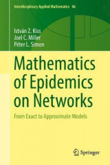 Omslag - Mathematics of Epidemics on Networks