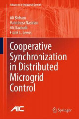 Omslag - Cooperative Synchronization in Distributed Microgrid Control