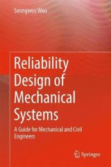Omslag - Reliability Design of Mechanical Systems