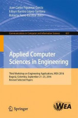 Omslag - Applied Computer Sciences in Engineering