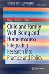 Omslag - Child and Family Well-Being and Homelessness
