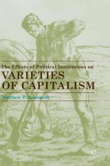Omslag - The Effects of Political Institutions on Varieties of Capitalism