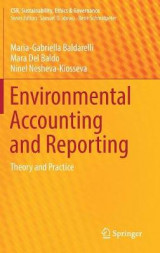 Omslag - Environmental Accounting and Reporting 2017