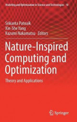 Omslag - Nature Inspired Computing and Optimization