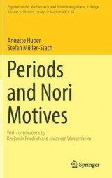 Omslag - Periods and Nori Motives