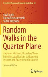 Omslag - Random Walks in the Quarter Plane