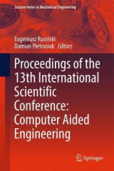 Omslag - Proceedings of the 13th International Scientific Conference