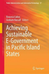 Omslag - Achieving Sustainable E-Government in Pacific Island States