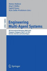Omslag - Engineering Multi-Agent Systems