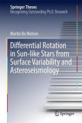 Omslag - Differential Rotation in Sun-Like Stars from Surface Variability and Asteroseismology