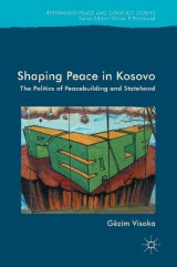 Omslag - Shaping Peace in Kosovo