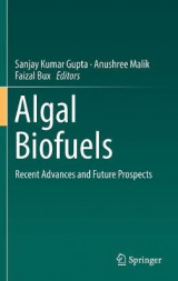 Omslag - Algal Biofuels: Crucial Concerns and Impending Perceptions