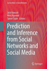 Omslag - Prediction and Inference from Social Networks and Social Media