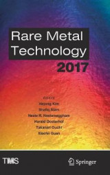Omslag - Rare Metal Technology 2017