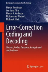 Omslag - Error-Correction Coding and Decoding