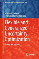 Omslag - Flexible and Generalized Uncertainty Optimization