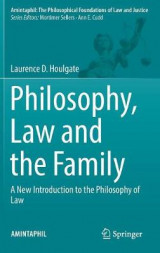 Omslag - Philosophy, Law and the Family