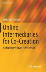 Omslag - Online Intermediaries for Co-Creation 2018