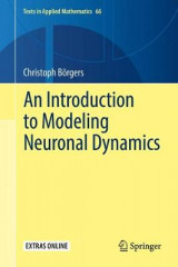 Omslag - An Introduction to Modeling Neuronal Dynamics