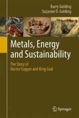 Omslag - Metals, Energy and Sustainability