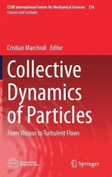Omslag - Collective Dynamics of Particles