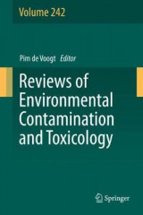 Omslag - Reviews of Environmental Contamination and Toxicology 2017: Volume 242