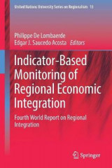 Omslag - Indicator-Based Monitoring of Regional Economic Integration