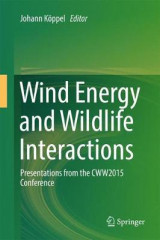 Omslag - Wind Energy and Wildlife Interactions 2017