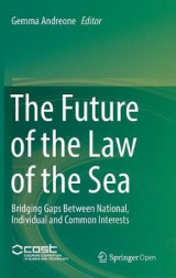 Omslag - The Future of the Law of the Sea