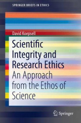 Omslag - Scientific Integrity and Research Ethics
