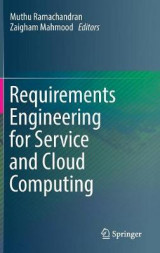 Omslag - Requirements Engineering for Service and Cloud Computing 2017