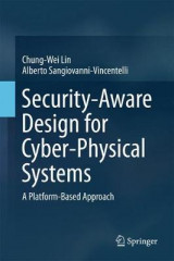 Omslag - Security-Aware Design for Cyber-Physical Systems 2017