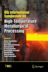 Omslag - 8th International Symposium on High Temperature Metallurgical Processing