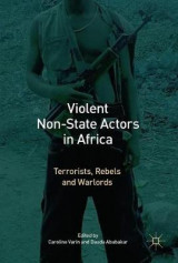 Omslag - Violent Non-State Actors in Africa 2017