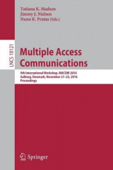 Omslag - Multiple Access Communications