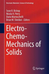 Omslag - Electro-Chemo-Mechanics of Solids