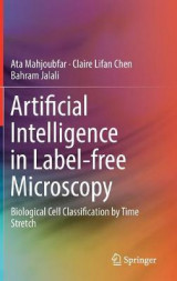 Omslag - Artificial Intelligence in Label-Free Microscopy