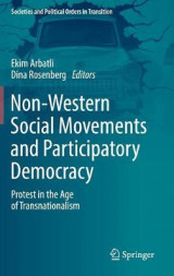 Omslag - Non-Western Social Movements and Participatory Democracy