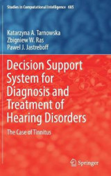 Omslag - Decision Support System for Diagnosis and Treatment of Hearing Disorders