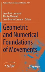 Omslag - Geometric and Numerical Foundations of Movements