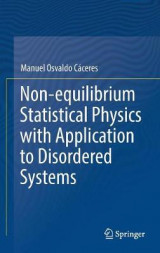 Omslag - Non-Equilibrium Statistical Physics with Application to Disordered Systems 2017