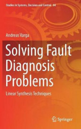 Omslag - Solving Fault Diagnosis Problems 2017