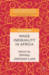 Omslag - Wage Inequality in Africa 2017