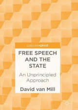 Omslag - Free Speech and the State