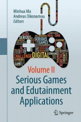 Omslag - Serious Games and Edutainment Applications: Volume II