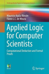 Omslag - Applied Logic for Computer Scientists
