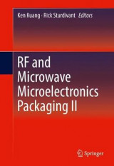 Omslag - RF and Microwave Microelectronics Packaging II