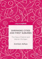 Omslag - Shrinking Cities and First Suburbs