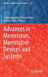 Omslag - Advances in Memristors, Memristive Devices and Systems