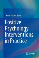 Omslag - Positive Psychology Interventions in Practice